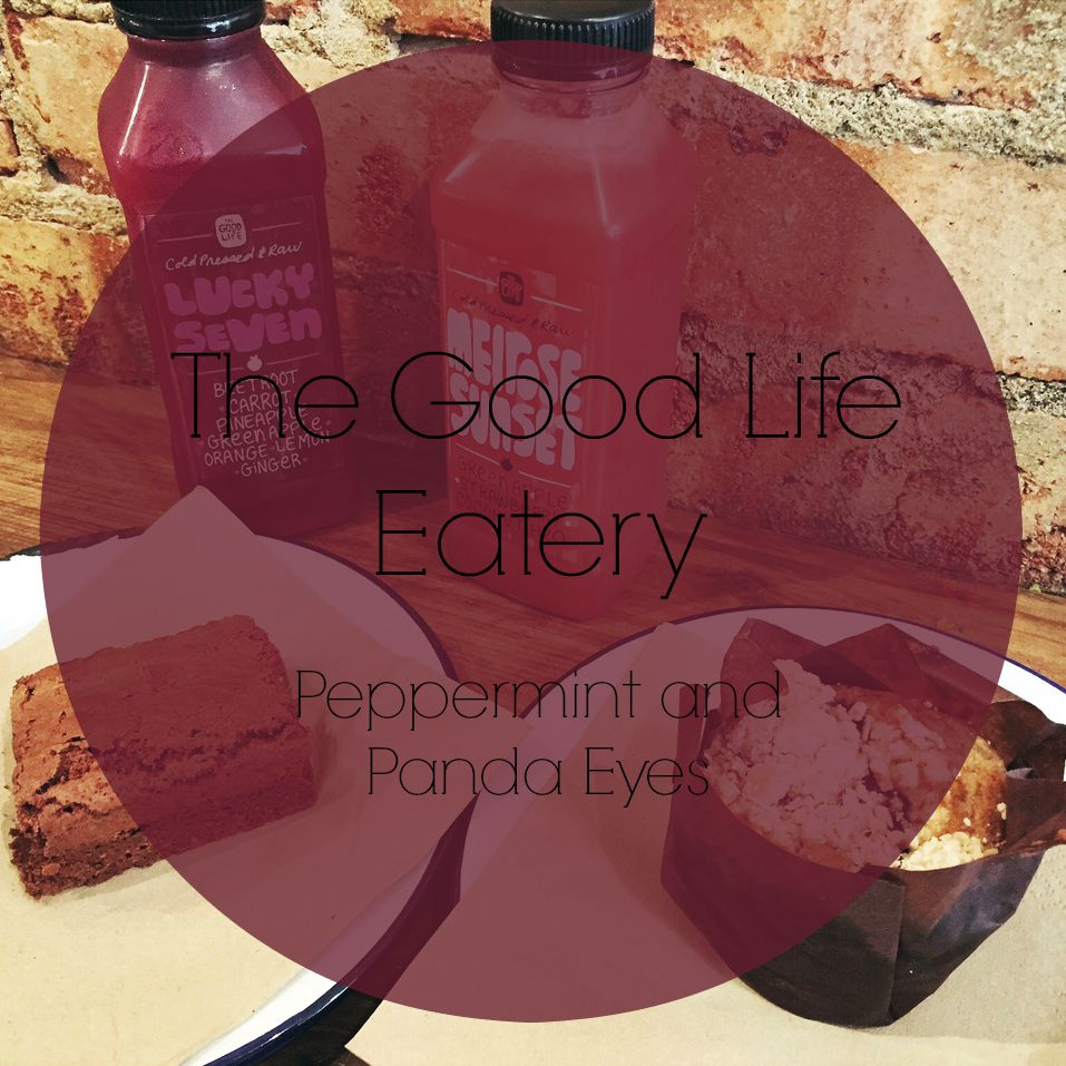 The Good Life Eatery - Title