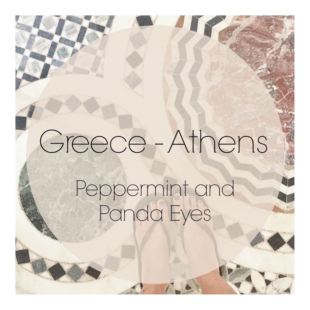 Greece – Athens