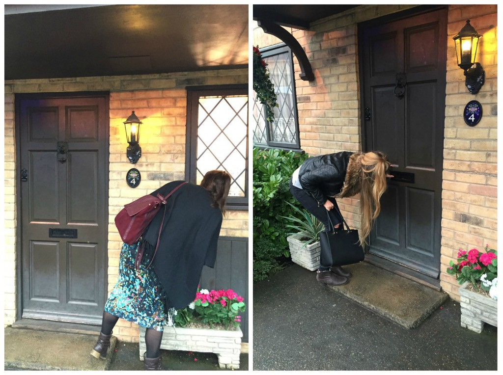 Warner Bros Studio Tour - The Making of Harry Potter Privet Drive