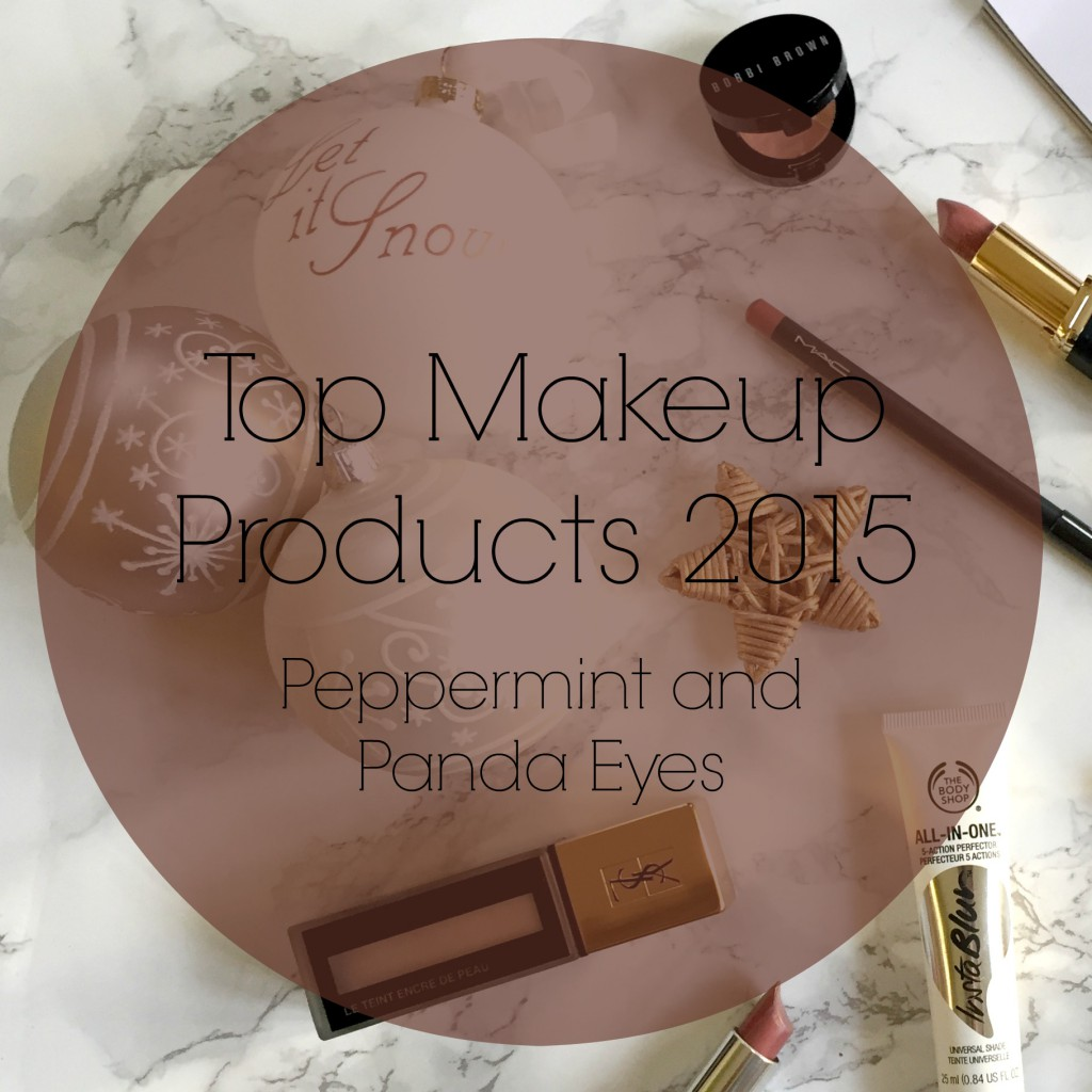 Top Makeup Products 2015