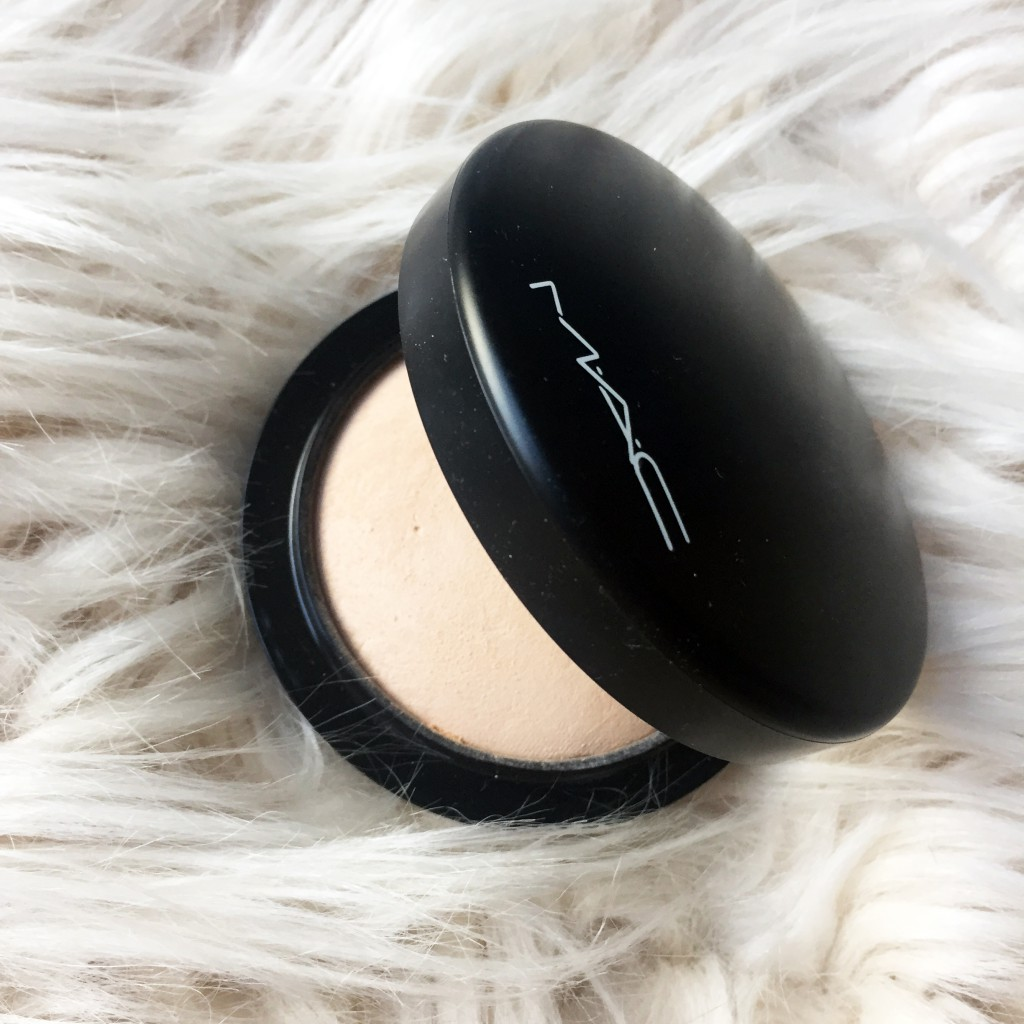 January Favourites MAC Mineralize Skinfinish