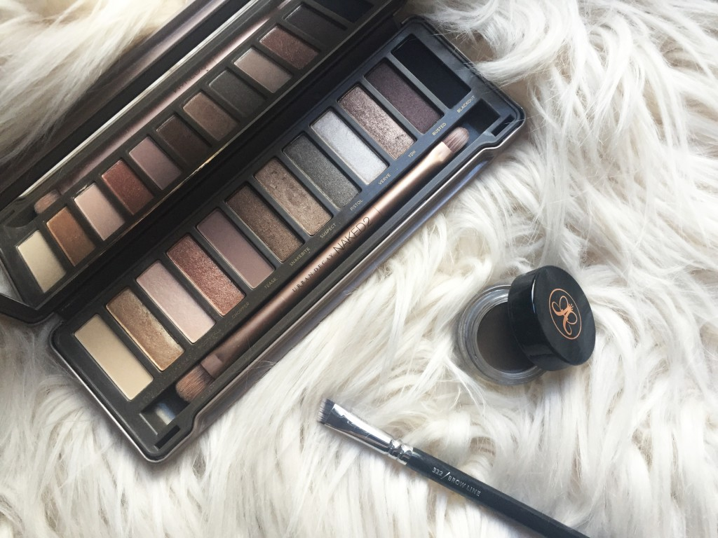 January Favourites Urban Decay Naked 2 Anastasia Beverly Hills Dipbrow Pomade