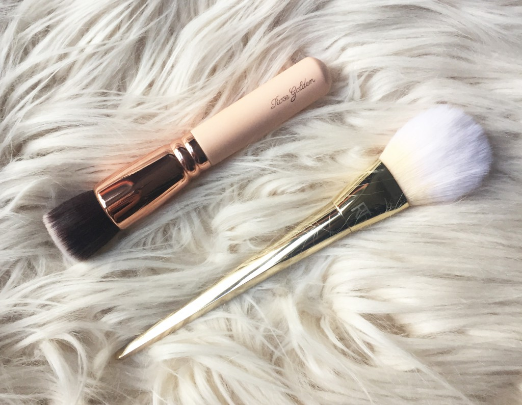 January Favourites 5 Zoeva Buffer Brush Real Techniques Bold Metals Powder Brush