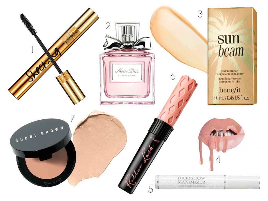 Spring Makeup Wishlist