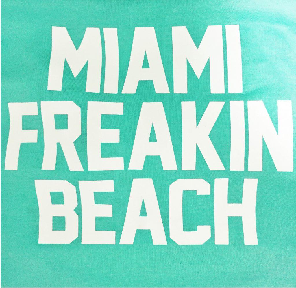 Miami Photo Diary 1