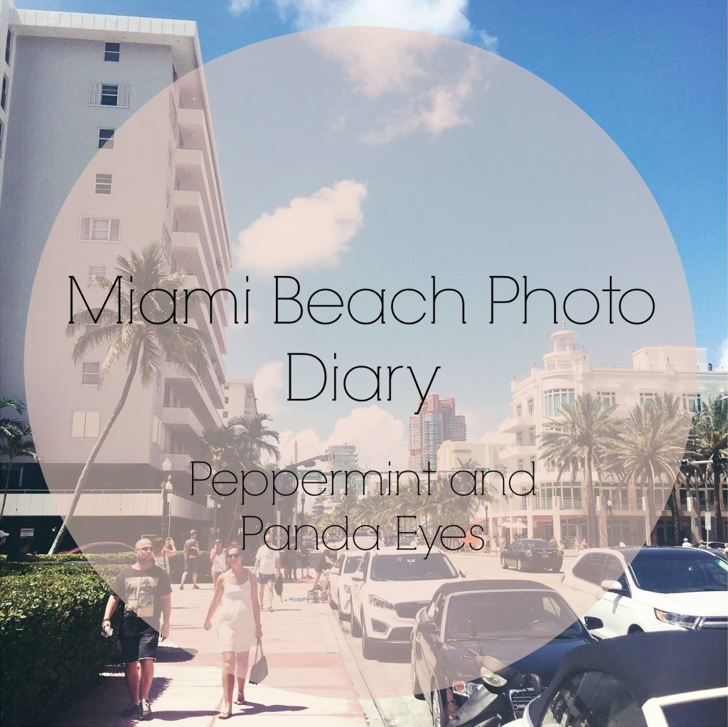 Miami Beach Photo Diary