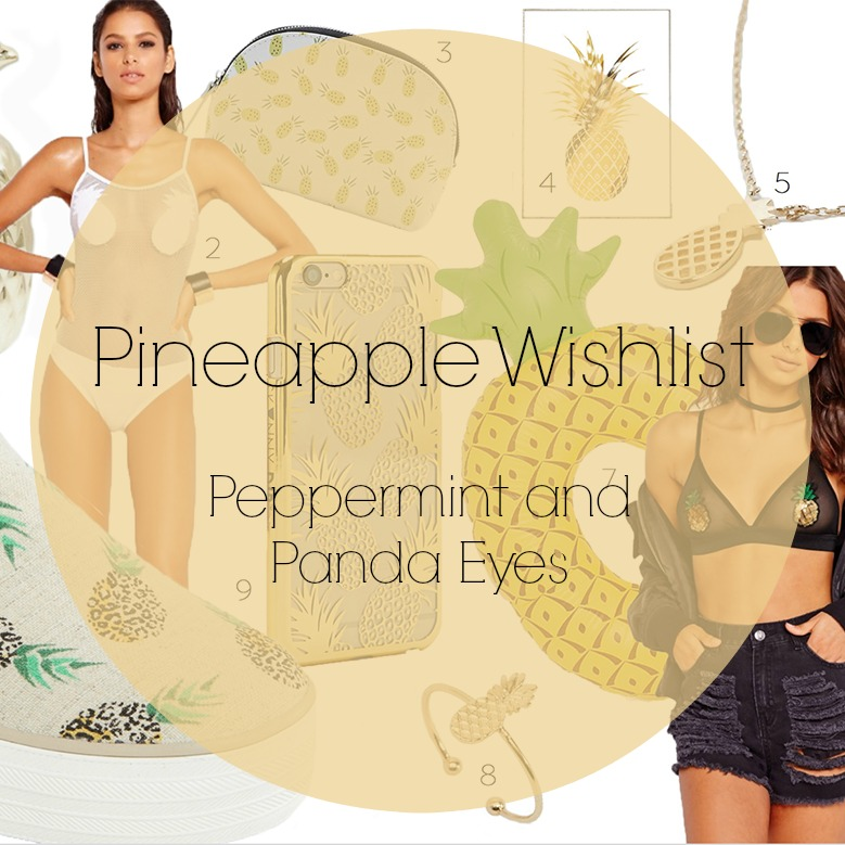 Pineapple Wishlist